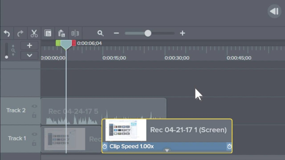 How to Make a Video Tutorial: Cut out mistakes and trim extra footage