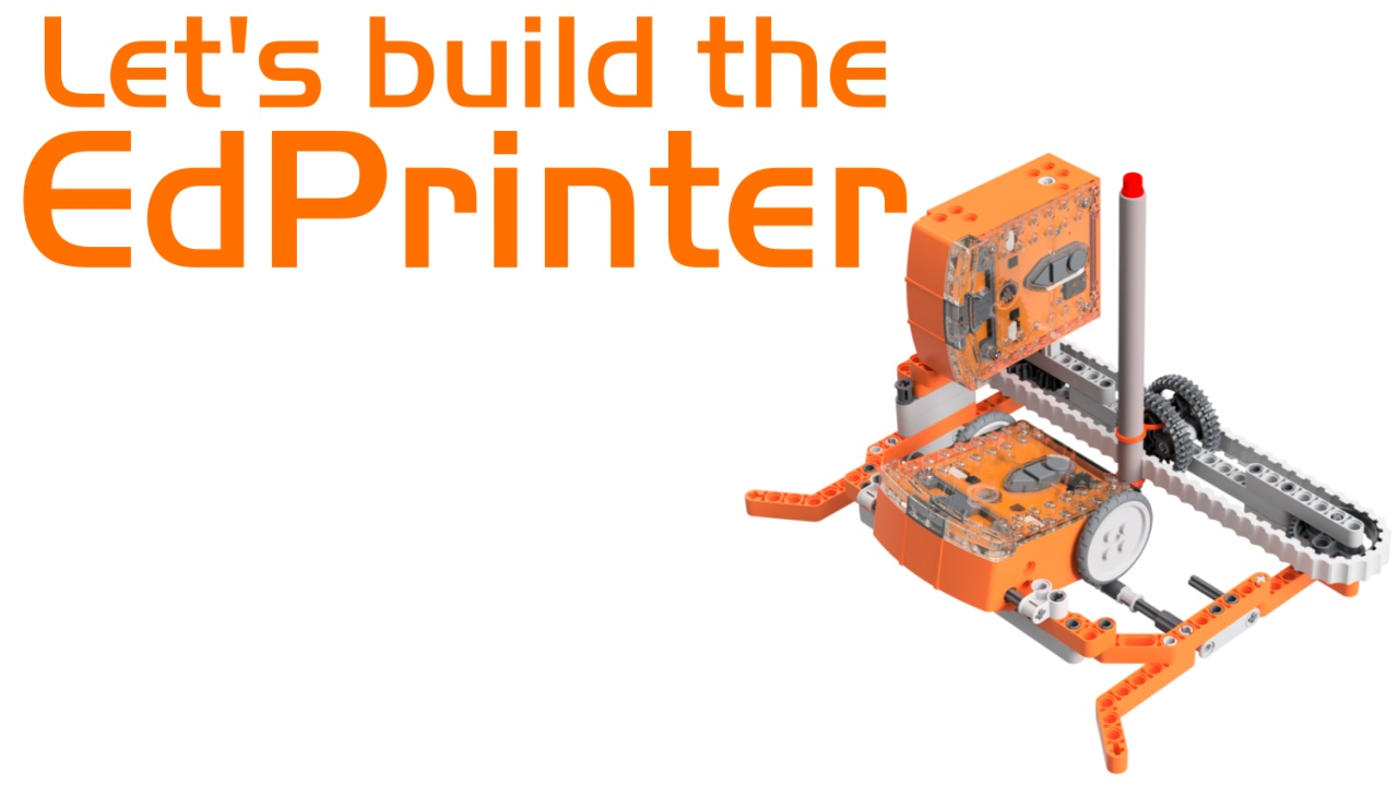 Wistia video thumbnail - Let's build the EdPrinter