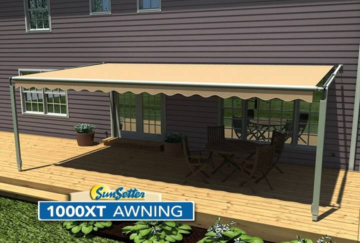 Sunsetter Awning Models Sunsetter Awnings