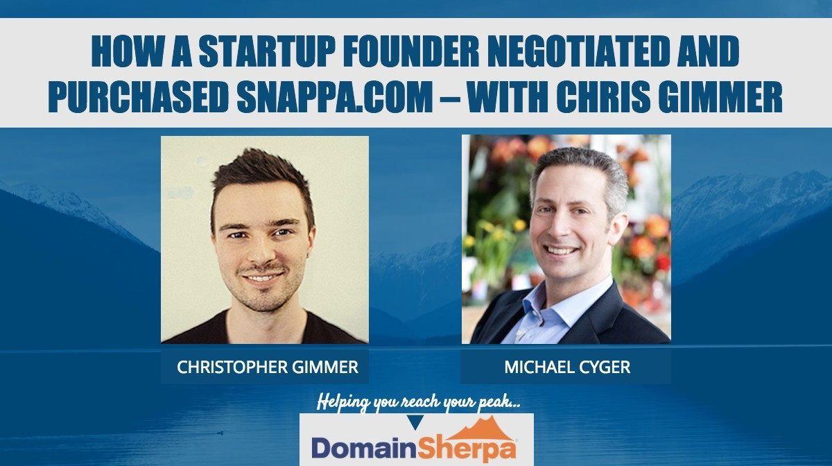 How a Startup Founder Negotiated and Purchased Snappa.com – With ...