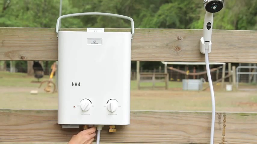 EccoTemp L5 Portable Tankless Water Heater   Eccotemp L5   Water Heaters    Camping World