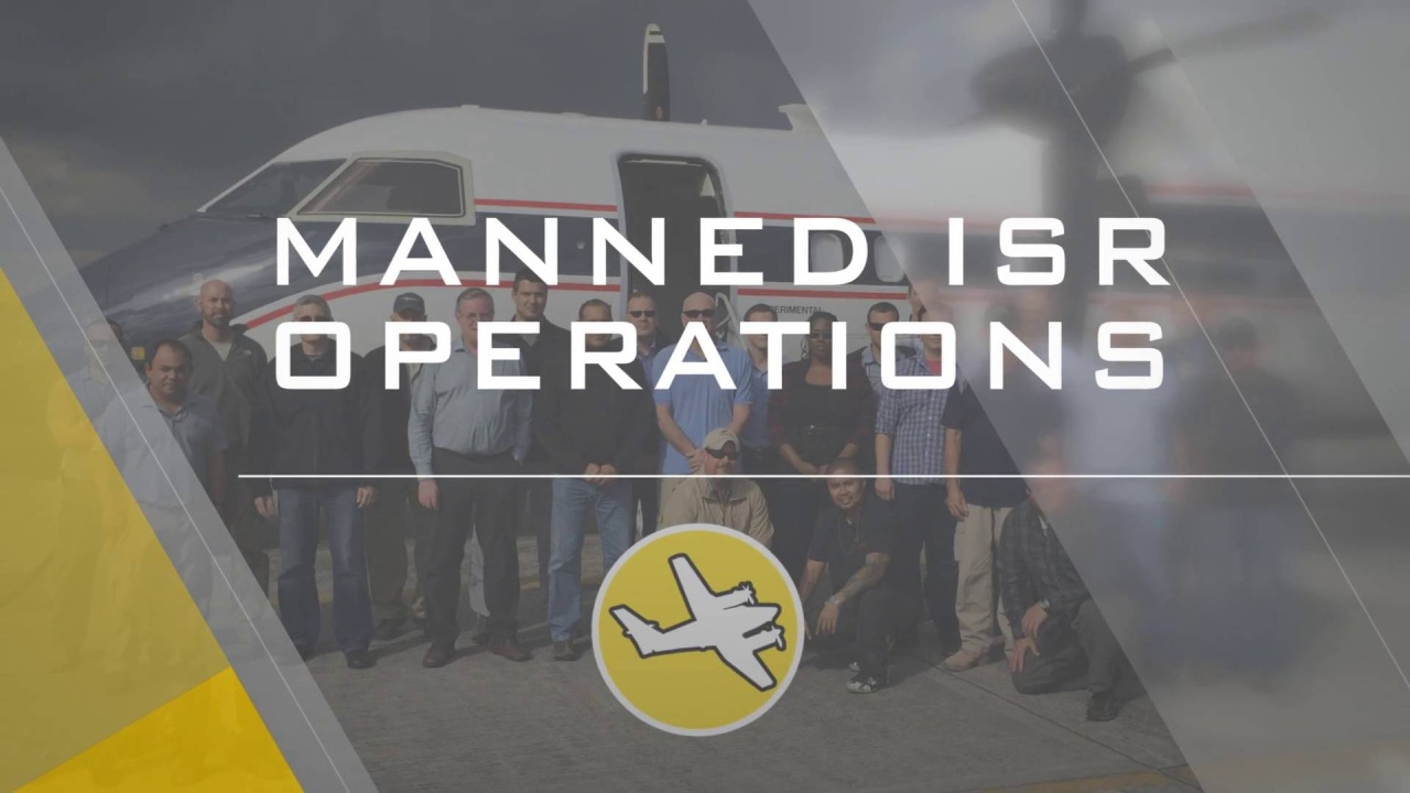 Manned ISR Ops (1/2/18)
