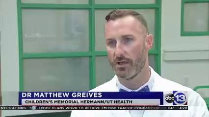 Dr  Matthew Greives MD