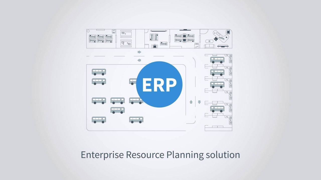 Managing a Bus Operation With an Enterprise Resource Planning (ERP) Solution