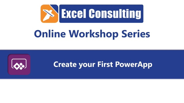 PowerApps Training Courses - Excel Consulting Solutions