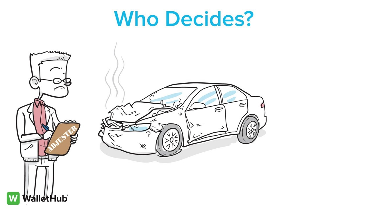The Total Guide To A Totaled Car