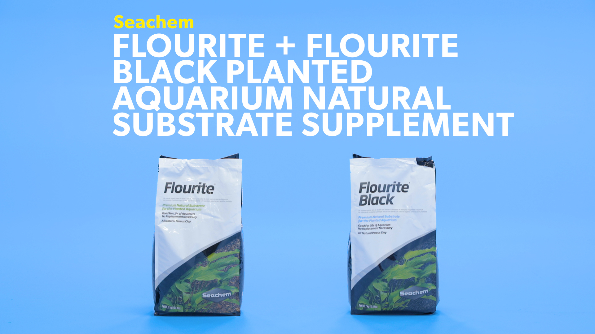 Seachem Flourite Planted Aquarium Natural Substrate Supplement 15 4