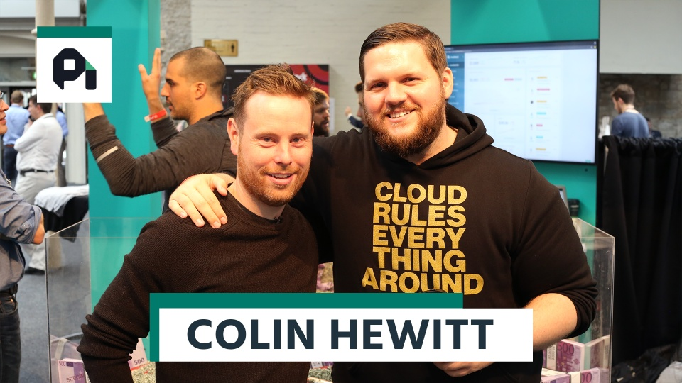 Wistia video thumbnail - From Founding to Funding with Colin Hewitt of Float