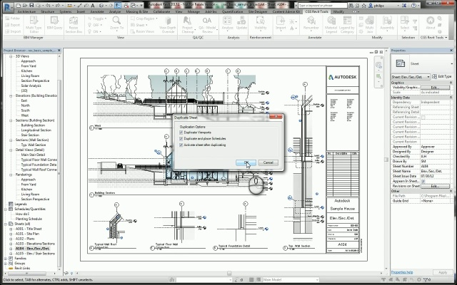 Wistia video thumbnail - Duplicate Sheet [CGS Revit Tools]
