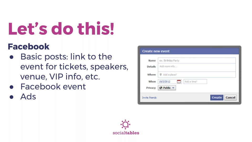 Wistia video thumbnail - Social Media for Events: Marketing Best Practices