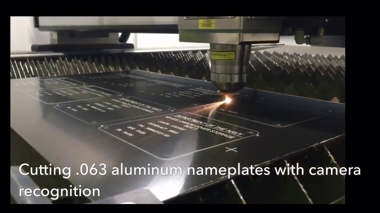 Fiber Laser Cutting Machine Production Prototyping Further Hole Drilling Machines On Diode Wire Diagram Video Thumbnail