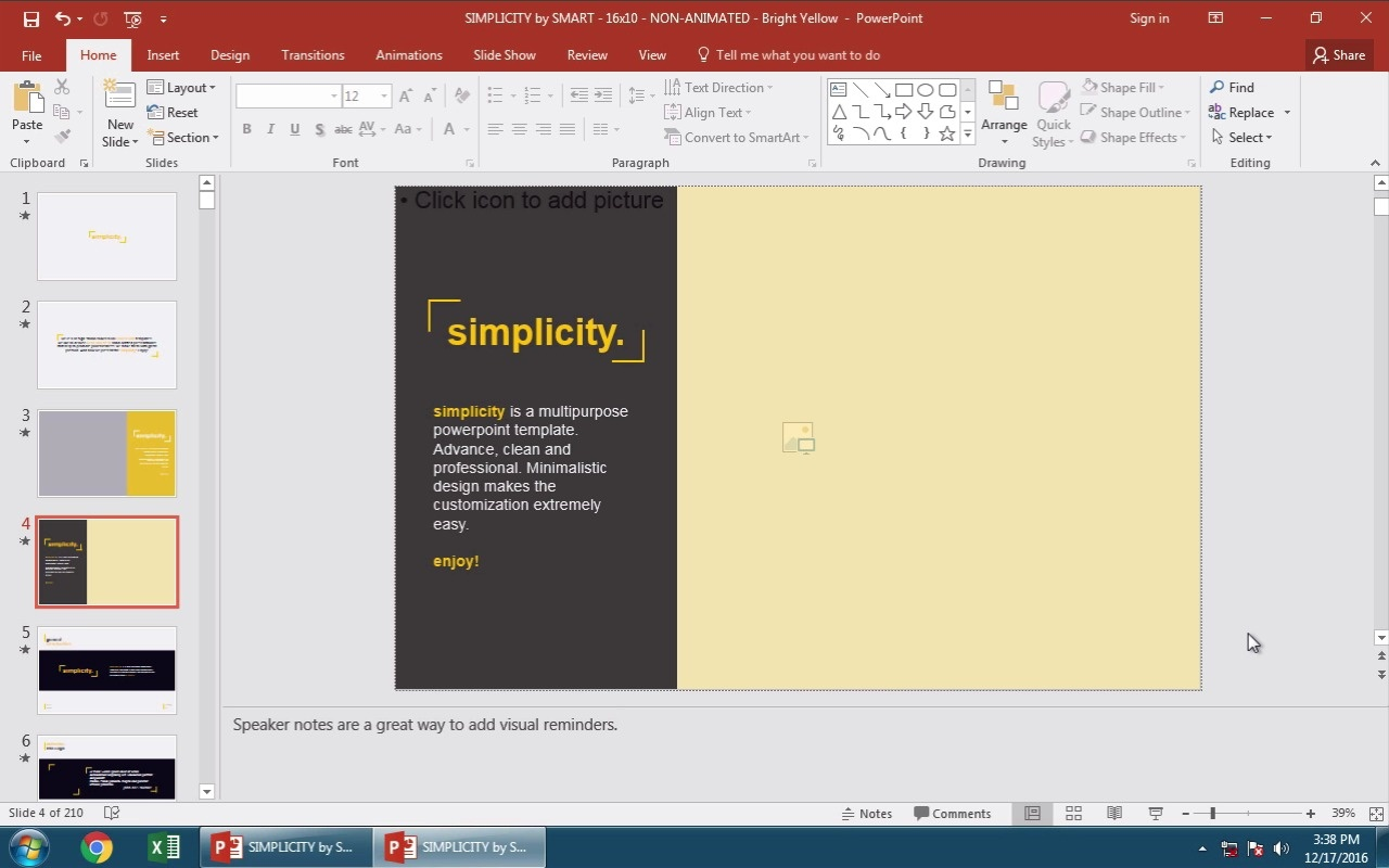 How to add speaker notes to powerpoint in 60 seconds.