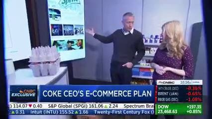 Wistia video thumbnail - Coca Cola's Ecommerce Strategy CNBC