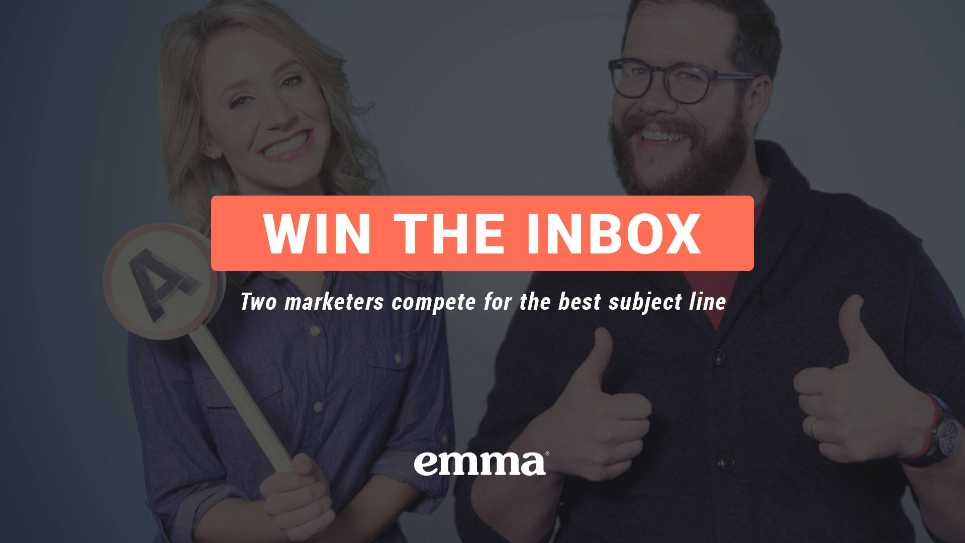 Emma video on winning the email inbox Friday Favorites