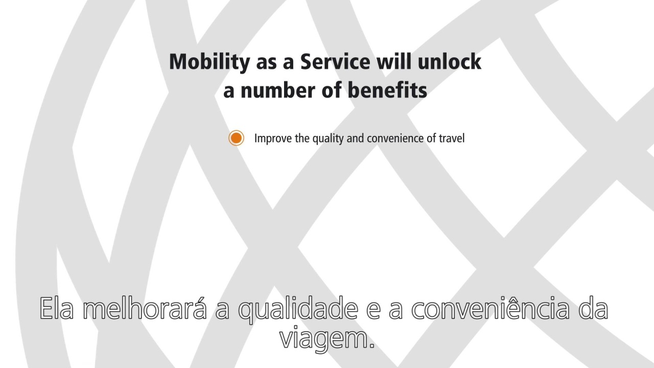 Mobility as a Service with LEKs Mark Streeting(with Portuguese subtitles)
