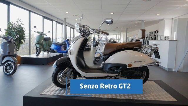 Wistia video thumbnail - Senzo Retro GT2