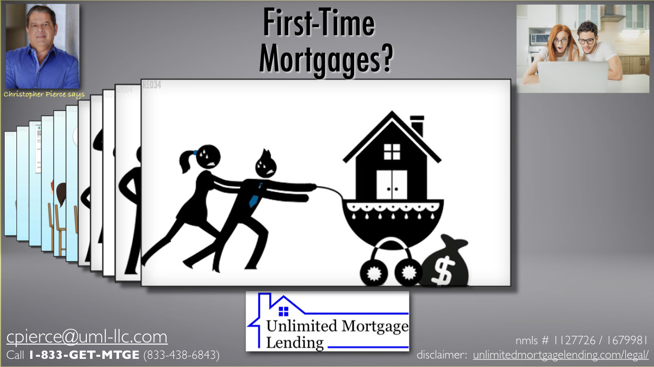 Are There Special Mortgages For First-Time Homebuyers? Unlimited Mortgage Lending