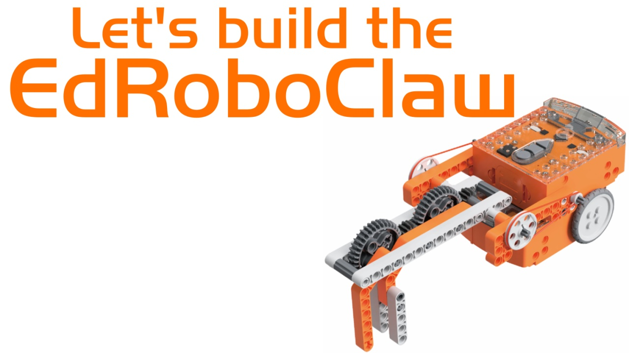 Wistia video thumbnail - Let's build the EdRoboClaw