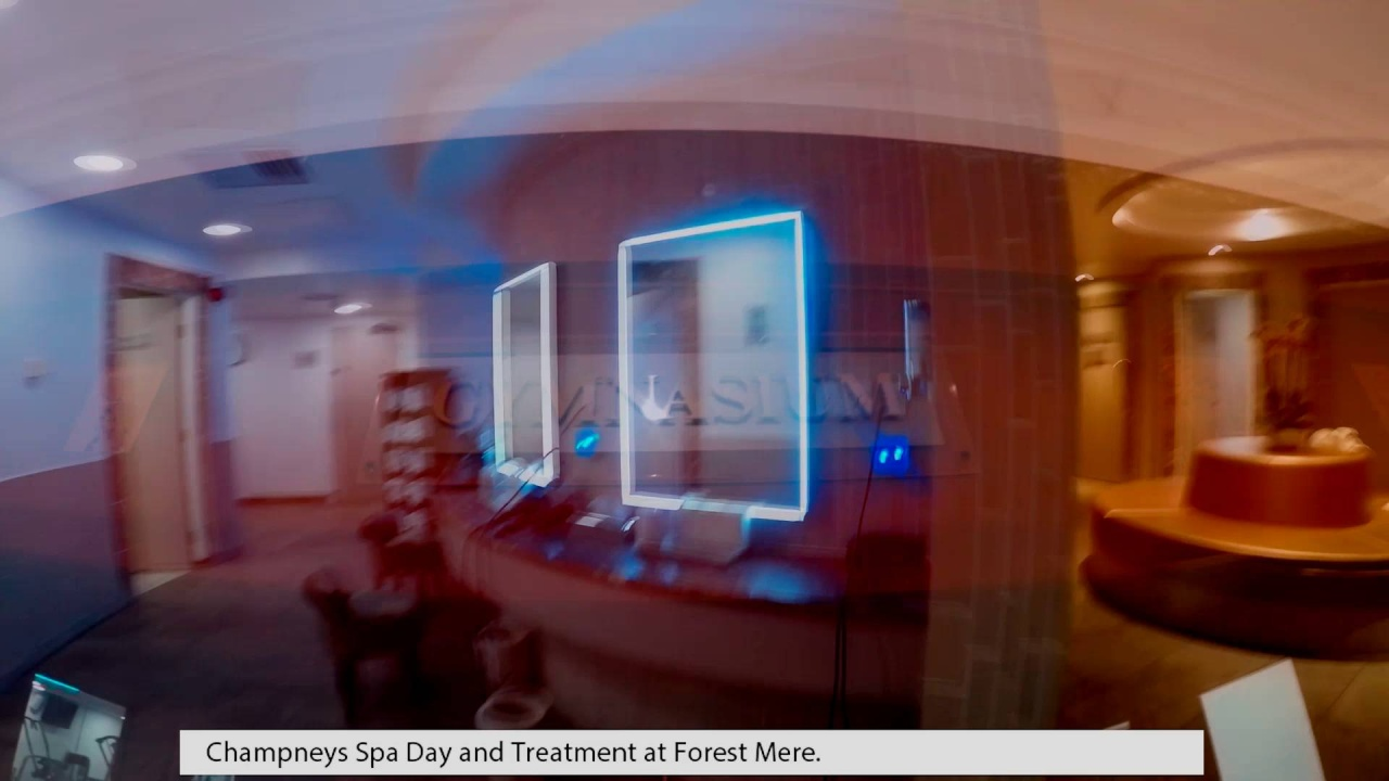 9eeb23ab61 Champneys Spa Day with a treatment at Forest Mere including Lunch in ...