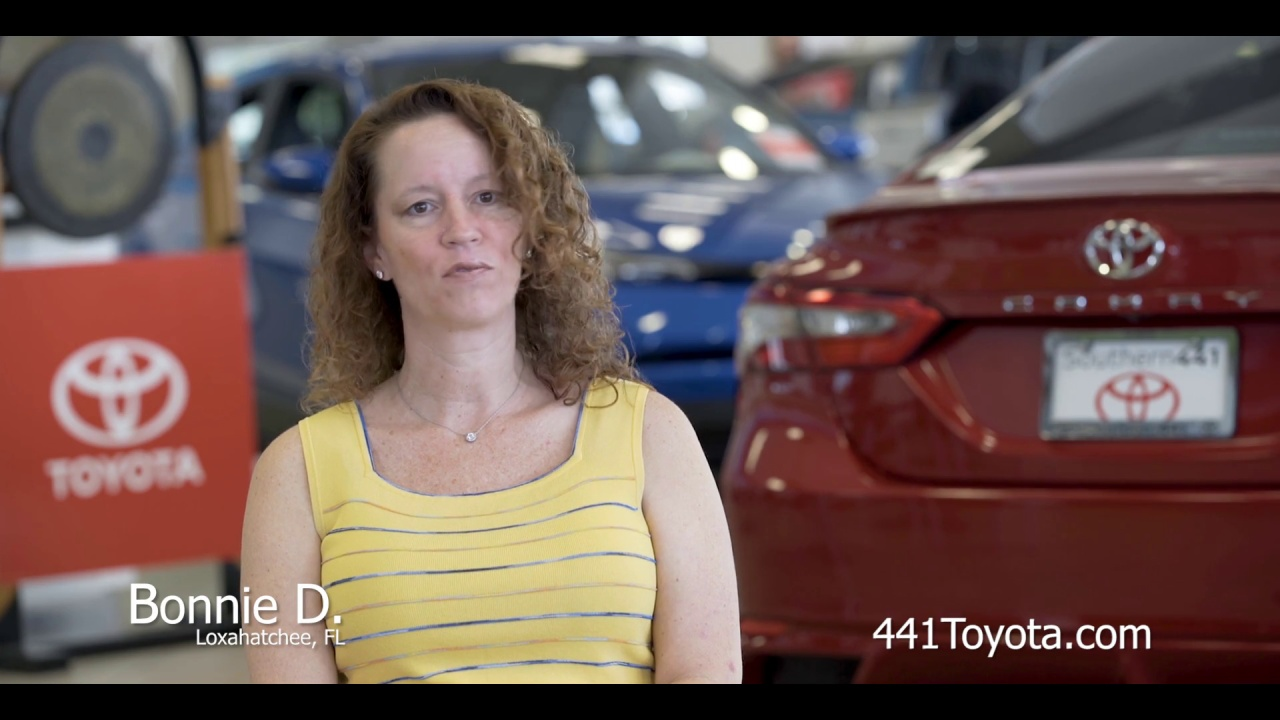Southern 441 Toyota Dealer New Used Cars For Sale Royal Palm Beach