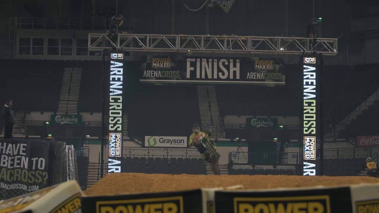 Wistia video thumbnail - Power Maxed at Arenacross 720p
