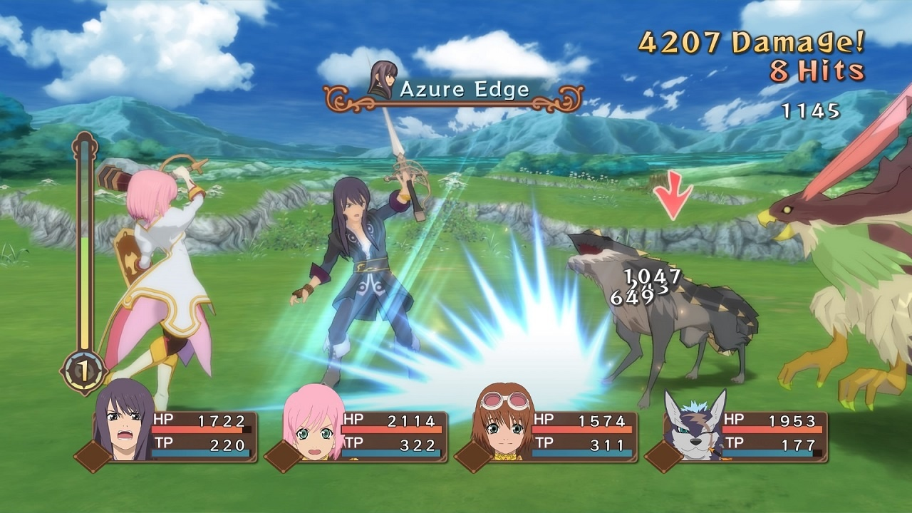 Tales of Vesperia Definitive Edition Trainer by cheathappens com