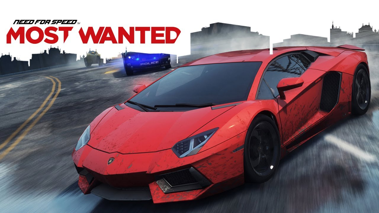 Need For Speed Most Wanted HD Wallpapers I Have A PC