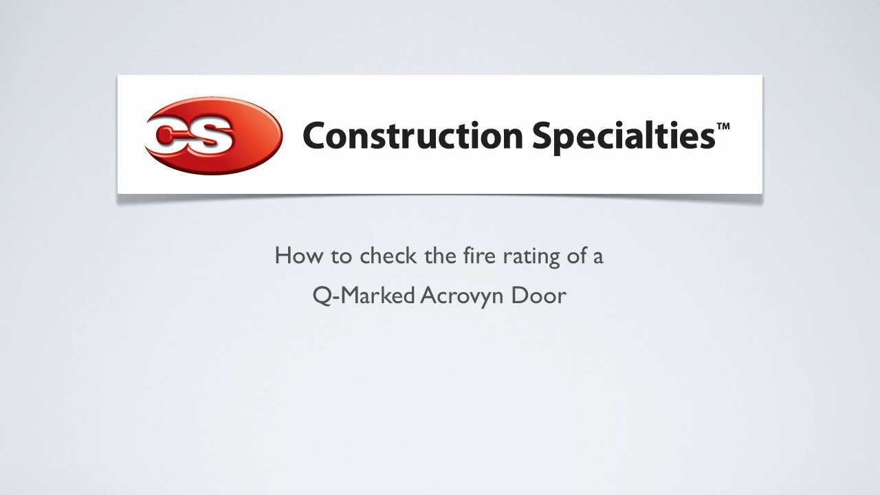 How Third Party Certification Can Help Your Fire Prevention Strategy
