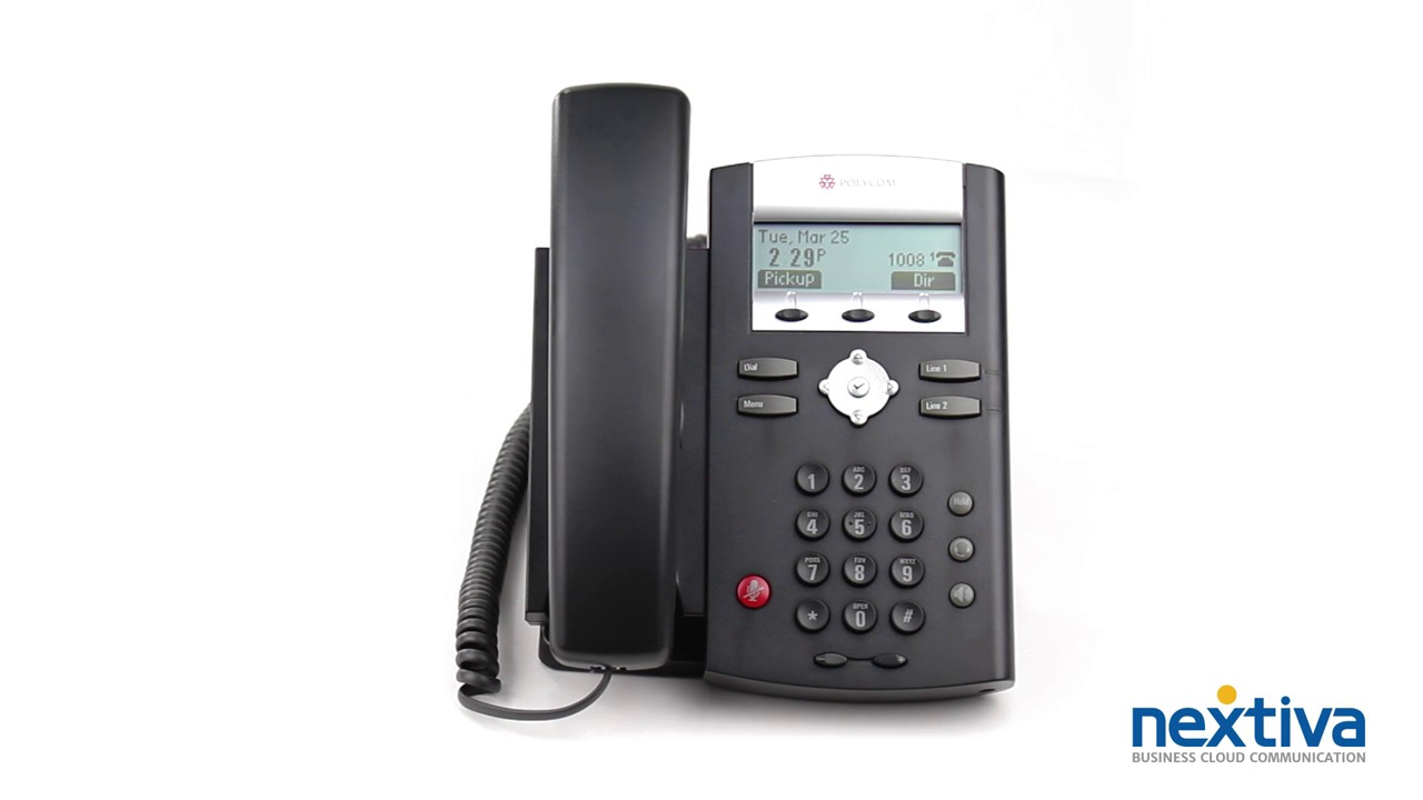 how to add a nextiva polycom soundpoint ip331 nextiva support rh nextiva com polycom 331 quick user guide polycom ip 331 user manual