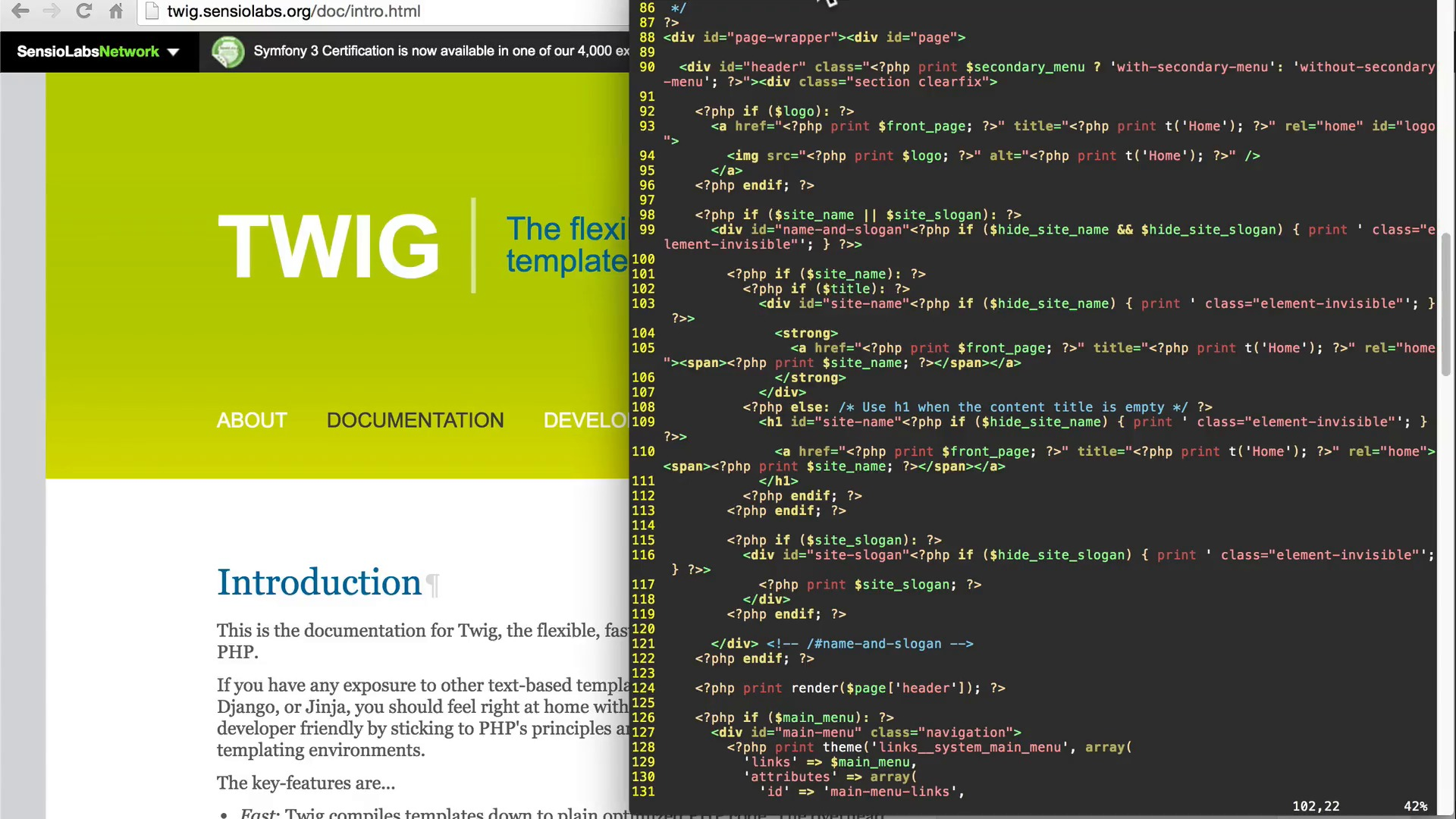 New Class: How to Use the Twig Template Engine