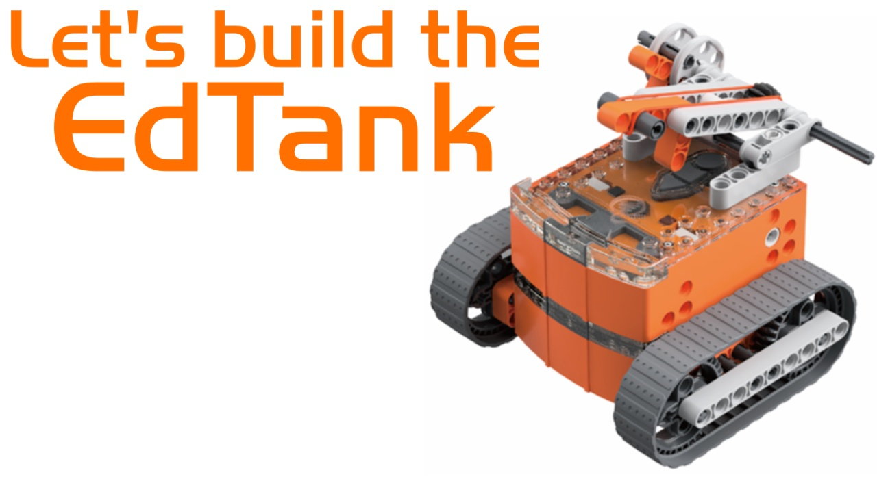 Wistia video thumbnail - Let's build the EdTank