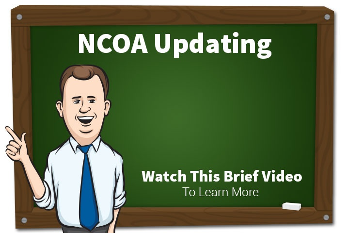 NCOA Mailing List Updating