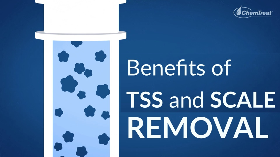 Benefits of TSS and Scale Removal