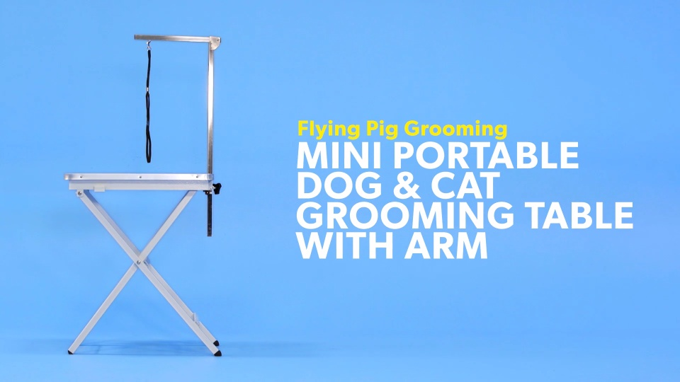 Super Flying Pig Grooming Heavy Duty Dog Cat Grooming Table With Home Interior And Landscaping Ologienasavecom