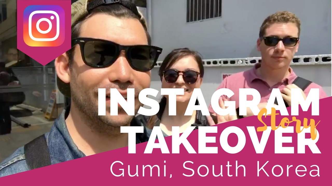 Teaching English in Gumi, South Korea - TEFL Social Takeover
