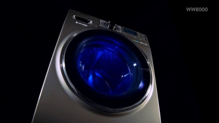 Samsung WW800 Washing Machine Corporate Product Video