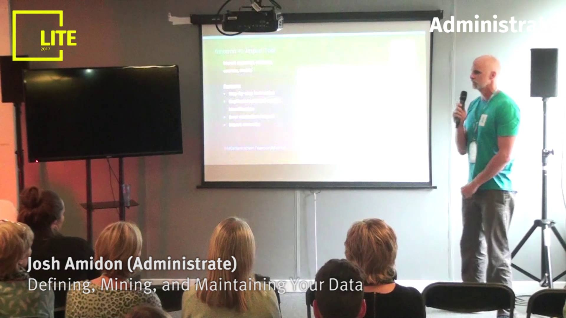 Defining, Mining, and Maintaining Your Data [Josh Amidon]