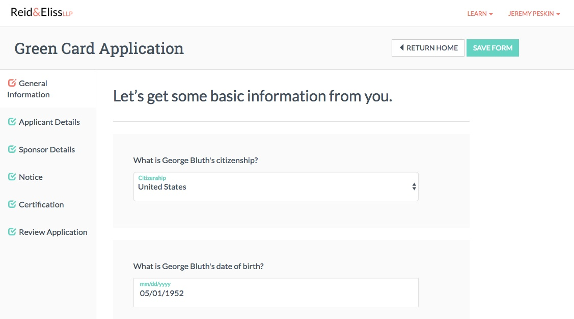Immigration Software Knowledge Base Docketwise