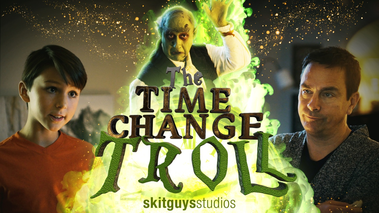 The Time Change Troll Video