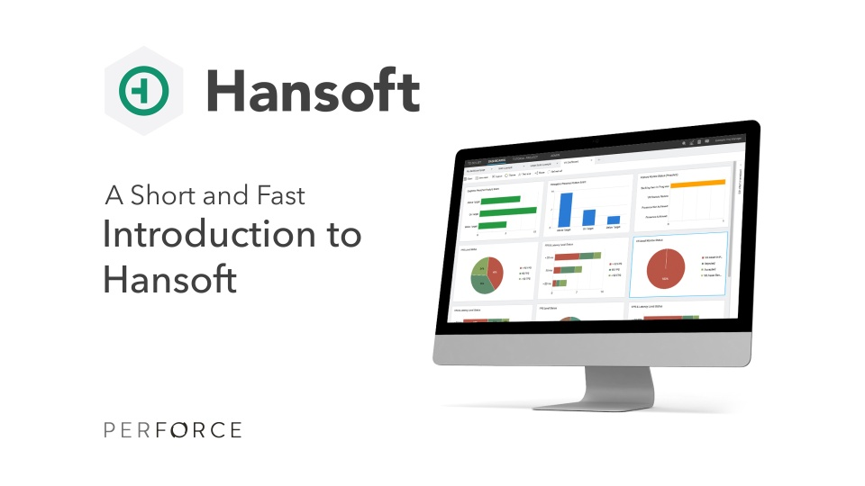 A Short and Fast Introduction to Hansoft
