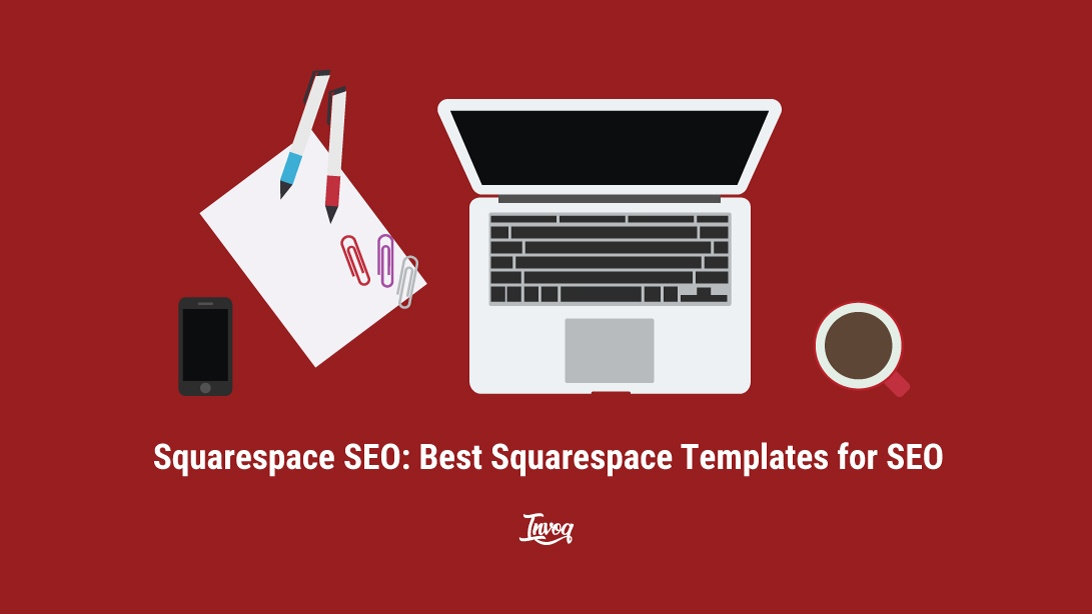 best squarespace template for video - squarespace seo best squarespace templates for search