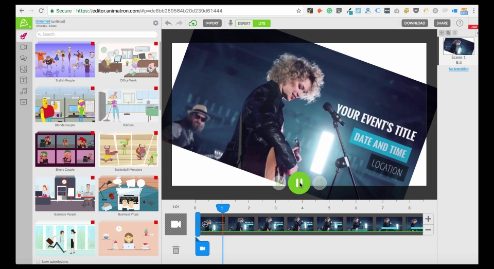 4 easy ways to rotate a video animatron blog video thumbnail ccuart Image collections
