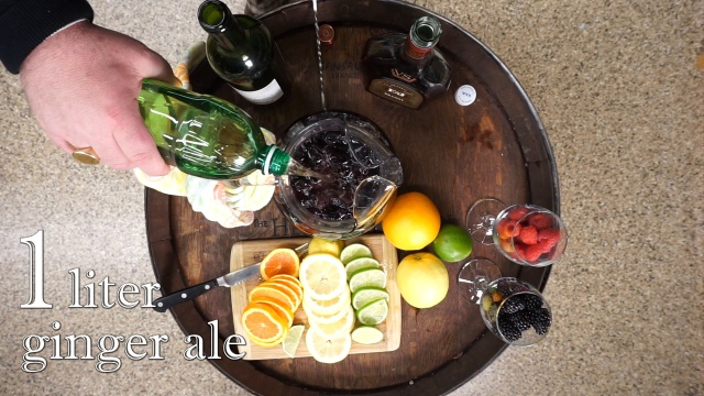 Wistia video thumbnail - (3/23 - tentative date)How to Make Sangria: The Fritzy's Spritzy