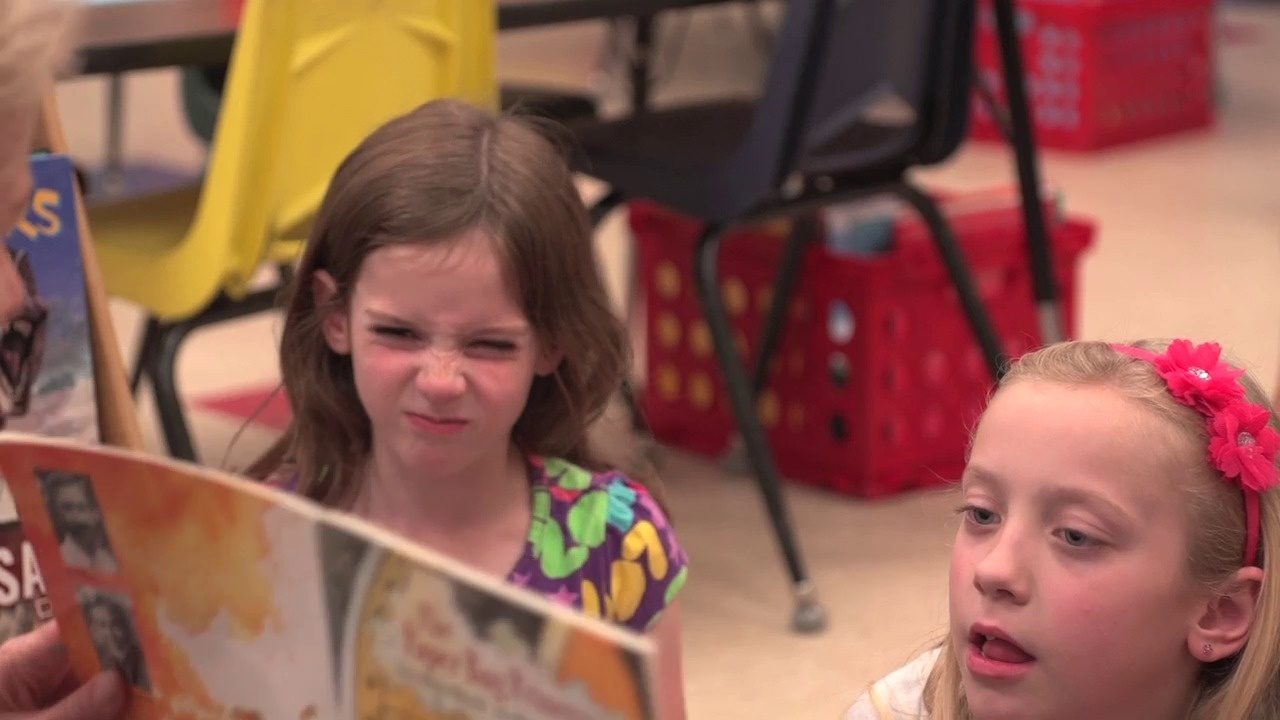 Wistia video thumbnail - Harnessing the Common Core Standards - A read‐aloud of The Paperbag Princess by Robert Munsch