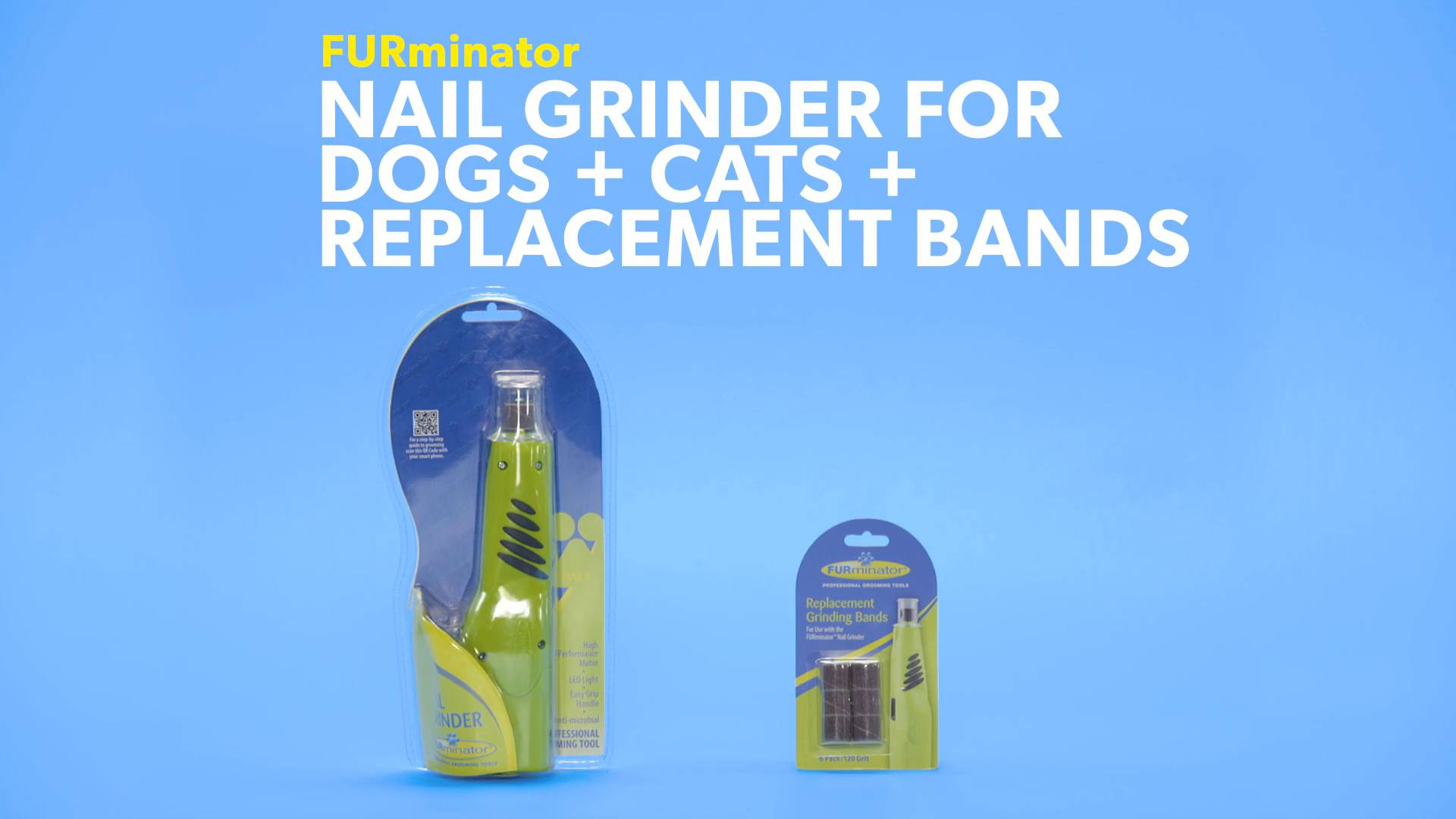 FURminator Nail Grinder For Dogs and Cats - Chewy.com