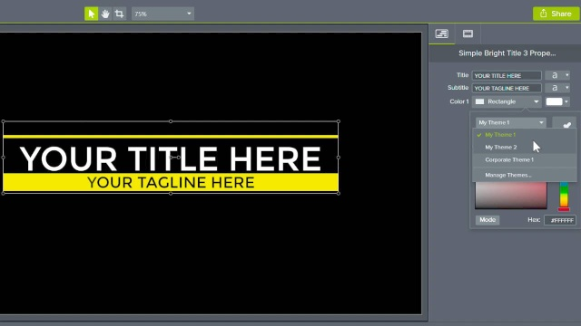 Screen recording video editing software camtasia techsmith theming ccuart Images