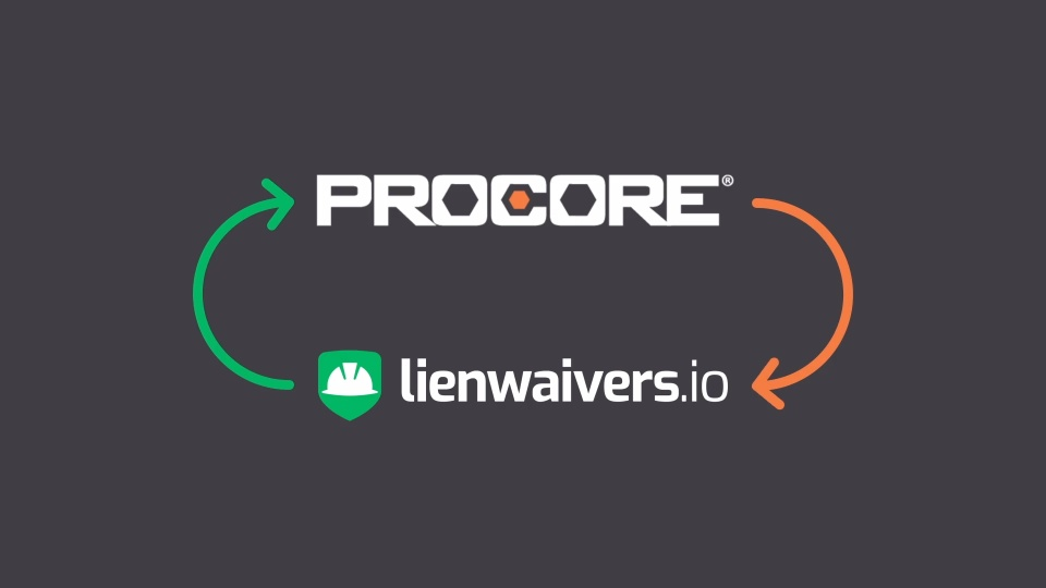 Lienwaivers io 20190701-Procore-App-Marketplace-Video