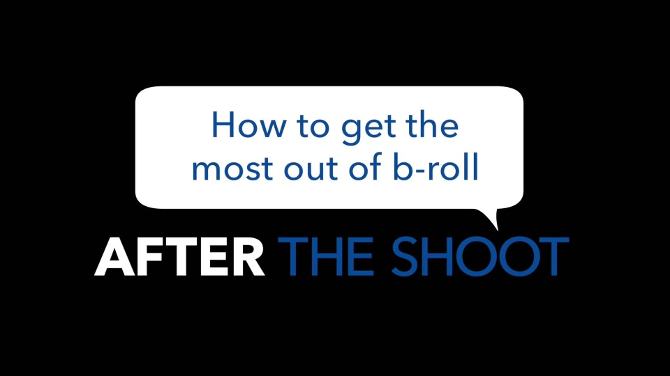 Wistia video thumbnail - How To Get The Most Out Of B-roll In Your Testimonial Videos