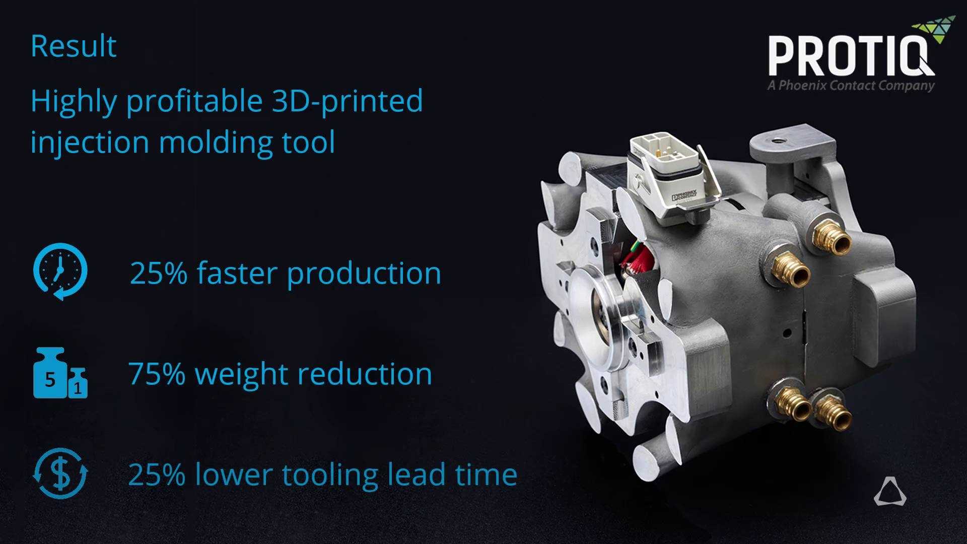 Efficient Injection Molding Tools through Optimization, CFD Simulation and  3D Printing