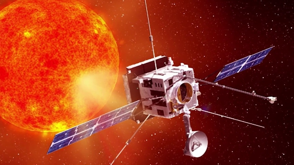 nasa satellite to the sun - 960×540